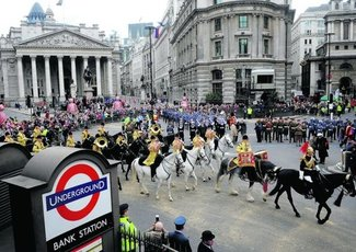 The City, Livery Companies and the Lord Mayor: A guide in roughly 5 minutes